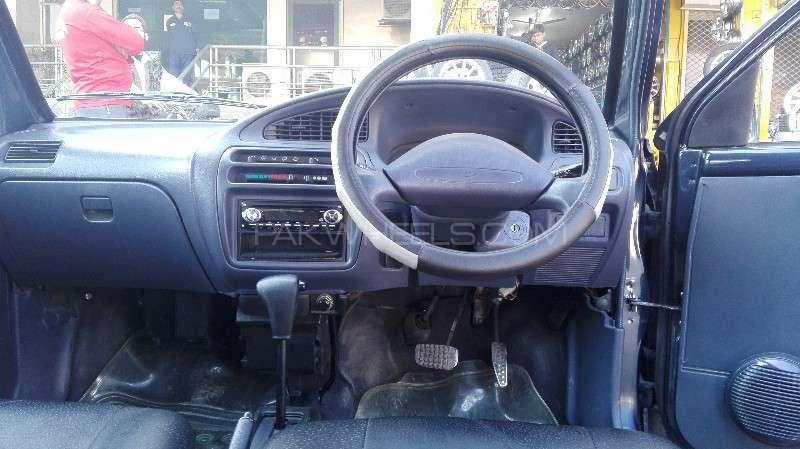 Daihatsu Cuore CX Automatic 2006 Image-6