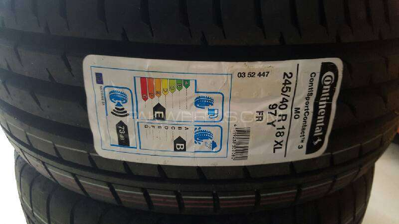 Amazing Offer on New Tyres  Image-1