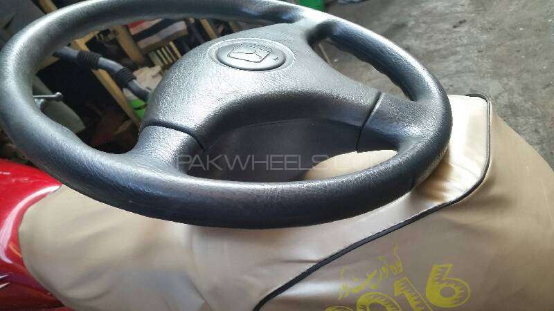 Honda Civic 1996 Steering Wheel For Sell Image-1