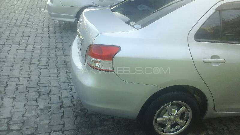 Toyota Belta X Business A Package 1.0 2007 Image-6