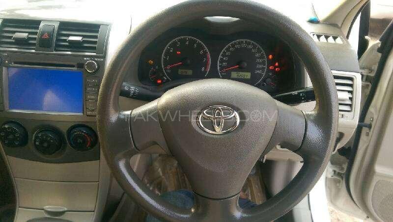 Toyota Corolla XLi VVTi 2009 Image-5