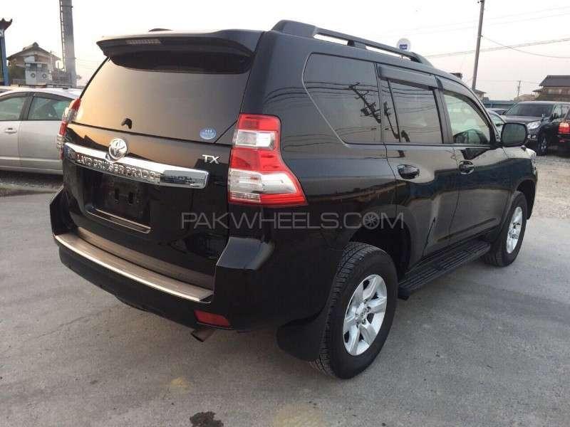Toyota Prado TX Limited 2.7 2012 Image-4