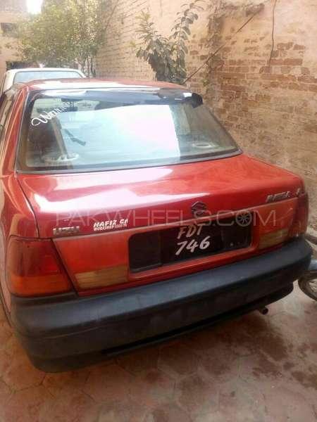 Suzuki Margalla GL 1997 Image-7
