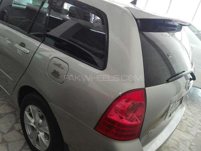 Toyota Corolla Fielder 2006 Image-3