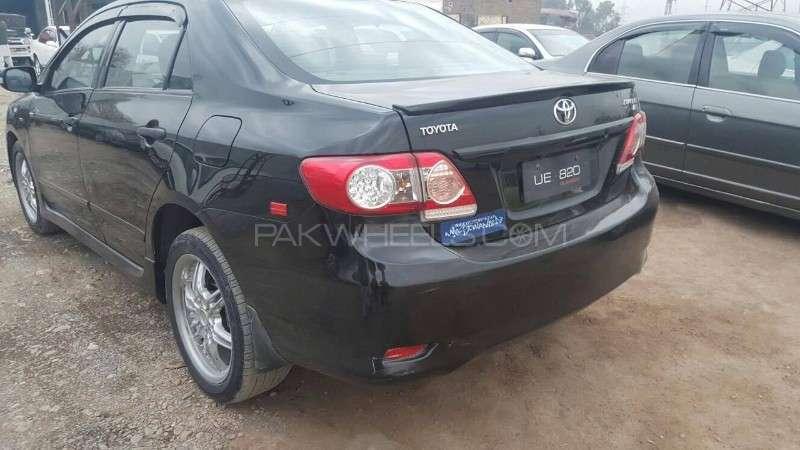 Toyota Corolla GLi 1.3 VVTi 2011 Image-6