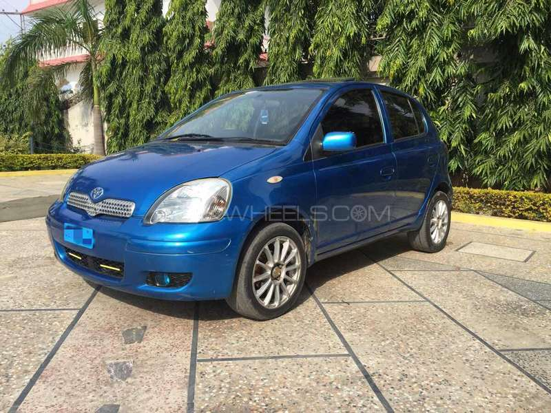 toyota yaris 2004 for sale in mirpur a k pakwheels. Black Bedroom Furniture Sets. Home Design Ideas