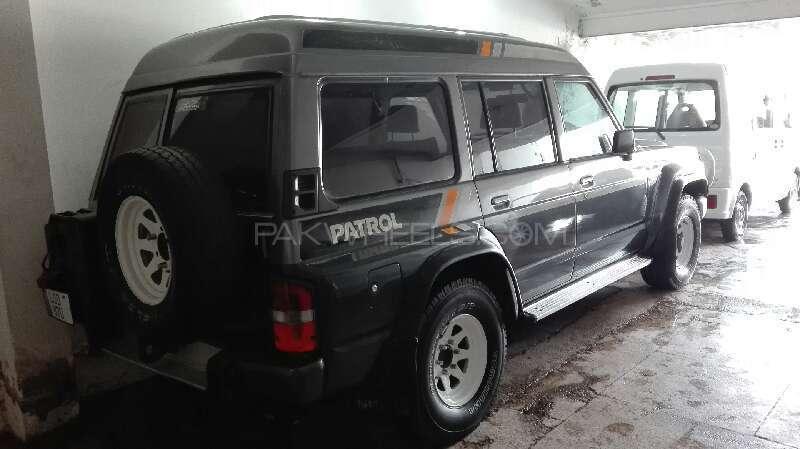 Nissan Patrol 4.2 SGL 1990 Image-2