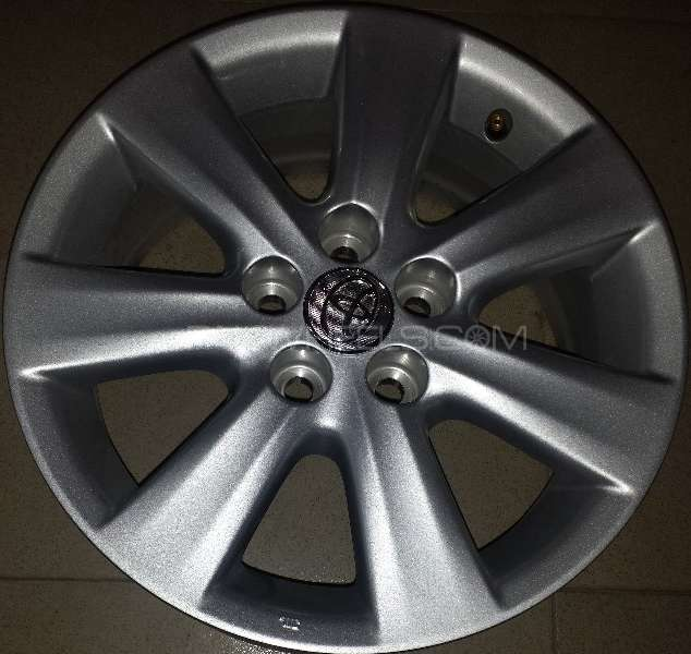 TOYOTA COROLLA ALTIS ALLOY RIMS /ALLOY  WHEELS Image-1
