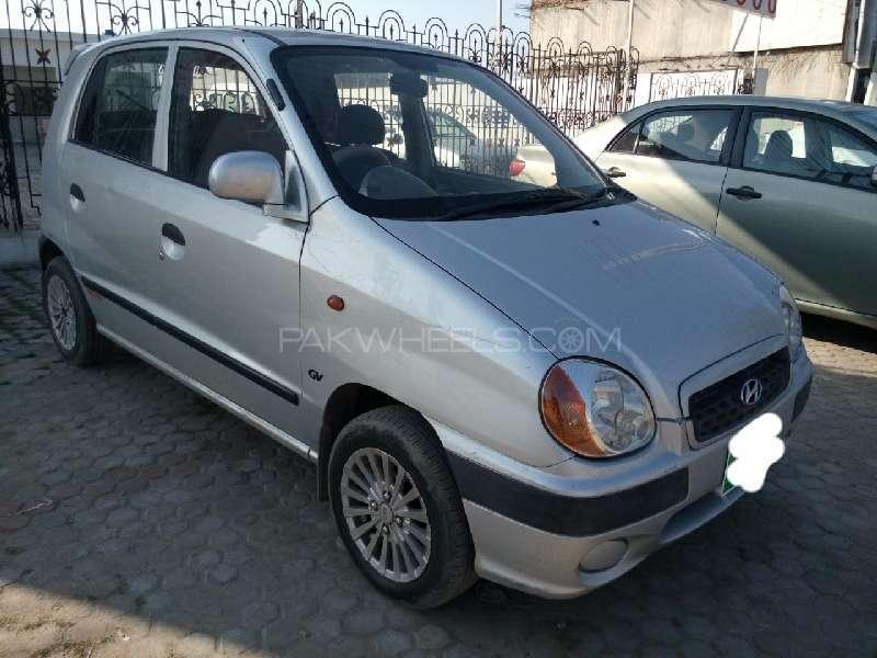 Hyundai Santro Exec GV 2009 Image-2