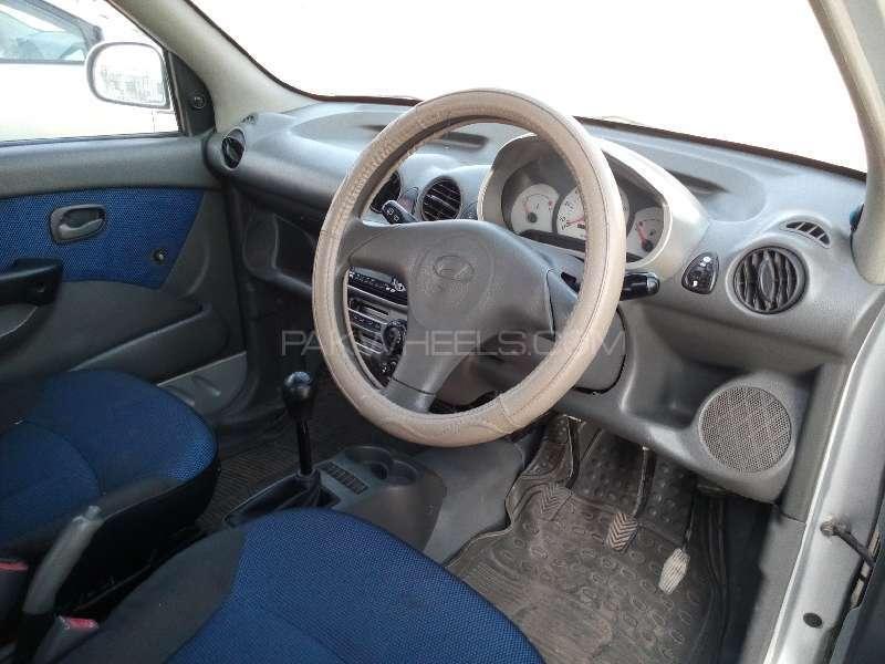 Hyundai Santro Exec GV 2009 Image-7