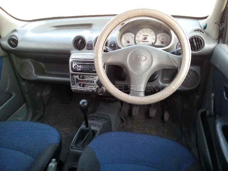 Hyundai Santro Exec GV 2009 Image-8