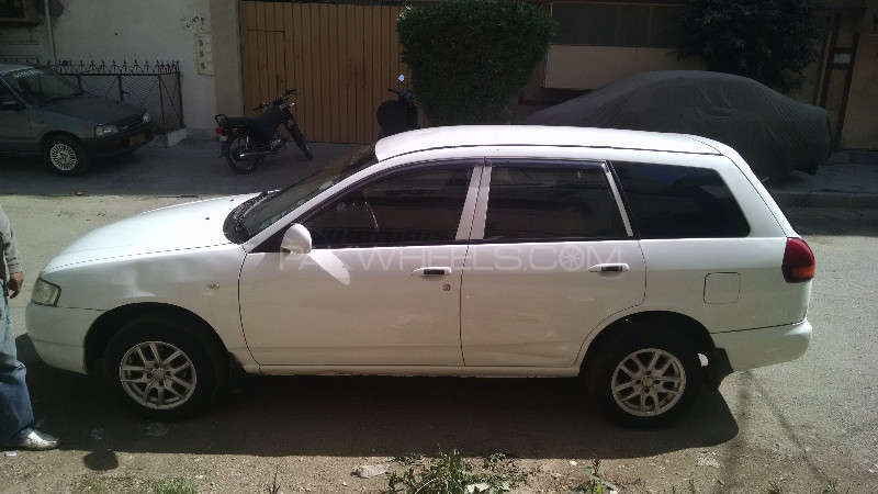 Nissan AD Van 2006 Image-4