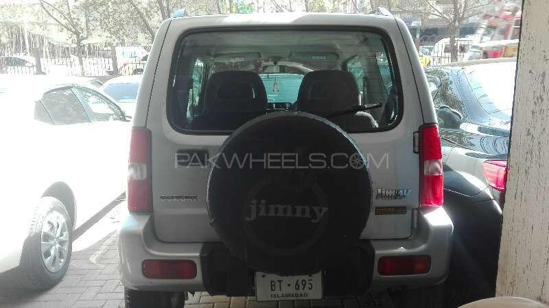 Suzuki Jimny 1998 Image-4