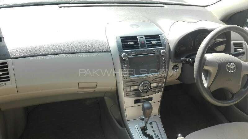 Toyota Corolla Axio 2007 Image-4