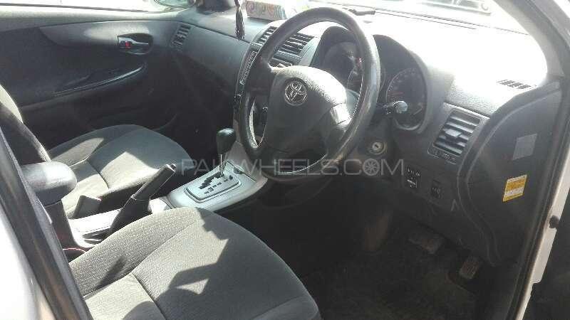 Toyota Corolla Fielder X 2007 Image-3