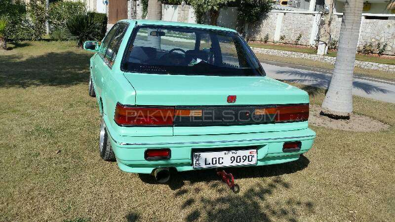 Honda Civic Type R 1990 Image-4