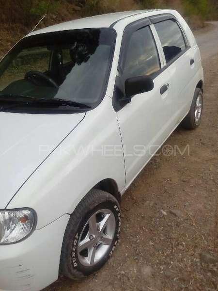 Suzuki Alto VXR (CNG) 2012 Image-1