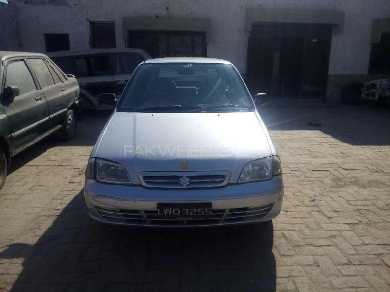 Suzuki Cultus VXRi 2005 Image-1