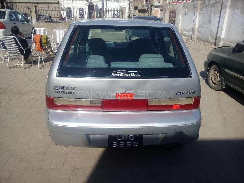 Suzuki Cultus VXRi 2005 Image-5
