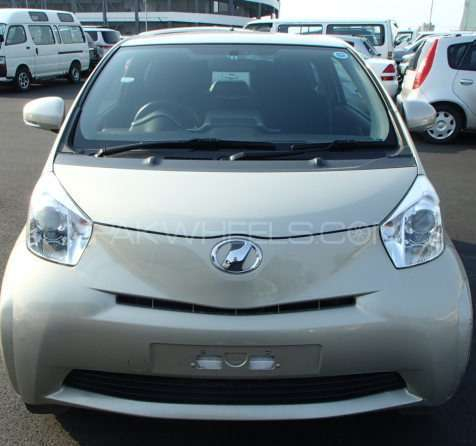 Toyota iQ 2009 Image-1