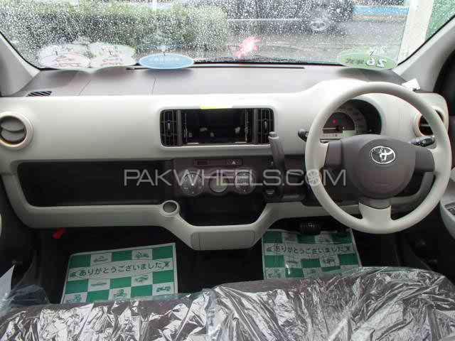 Toyota Passo + Hana 1.0 2015 Image-8