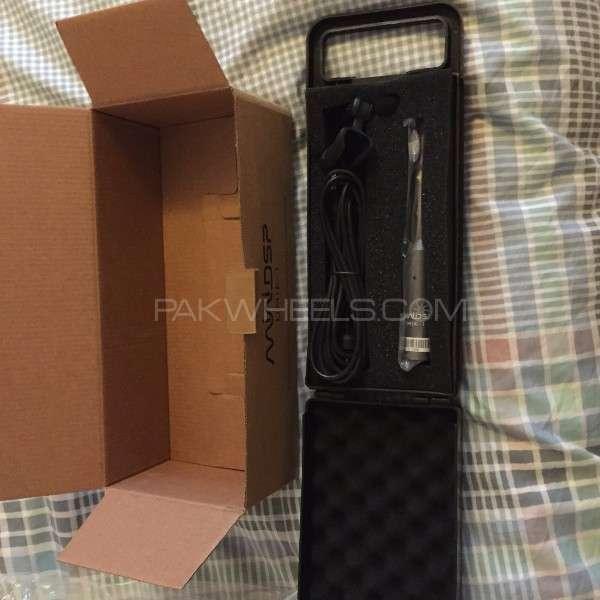 miniDSP UMIK-1 Sound/speaker calibration microphone Image-1