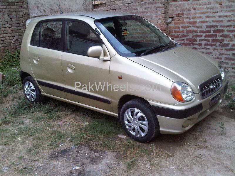 Hyundai Santro Exec 2004 Image-5