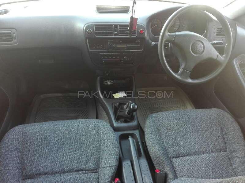 Honda Civic 1996 Image-2