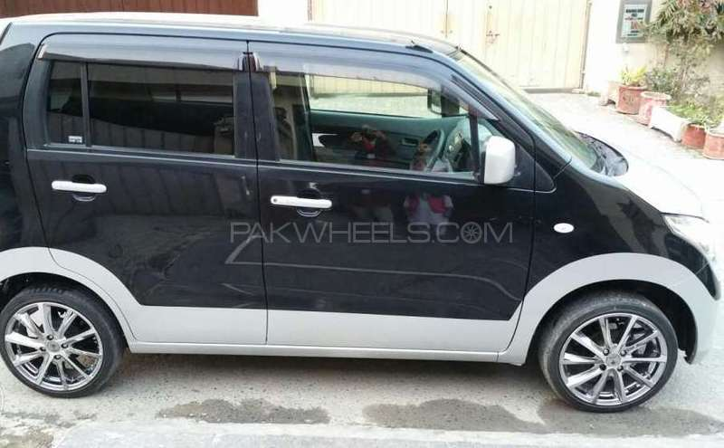 Suzuki Wagon R 2012 Image-7