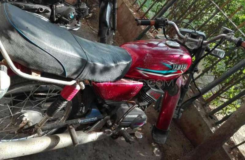 Used yamaha rx 115 1983 bike for sale in karachi 154397 for Yamaha rx115 motorcycle for sale