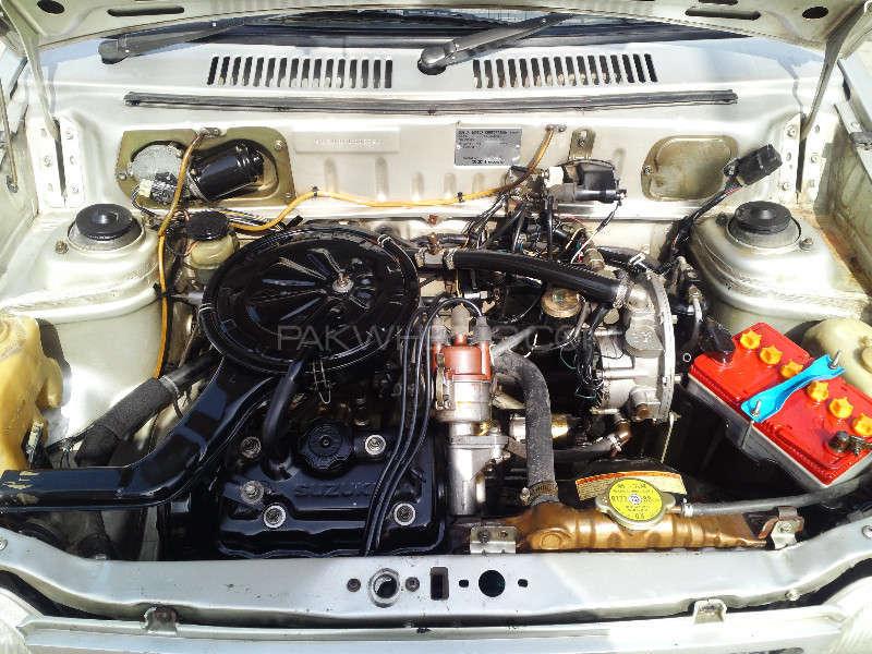 Suzuki Mehran VX (CNG) 2003 Image-7