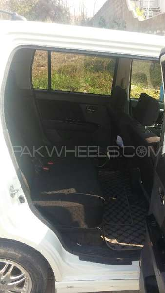 Suzuki Wagon R Stingray Limited II 2010 Image-7