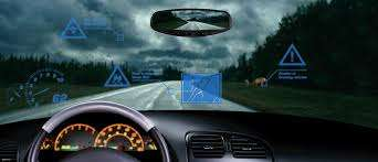 Headup Display For Car  Image-1