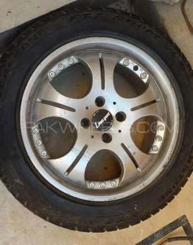 16 alloy rims with tyres Image-1