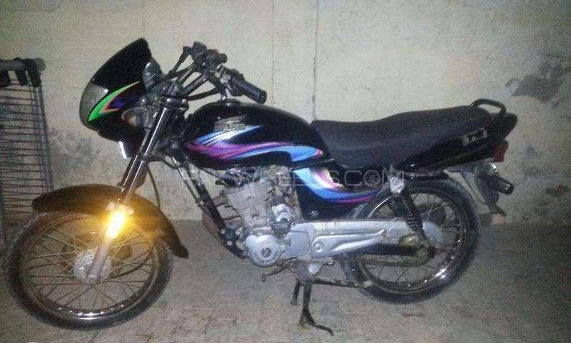 used super power sp 125 2013 bike for sale in bahawalpur pakwheels. Black Bedroom Furniture Sets. Home Design Ideas
