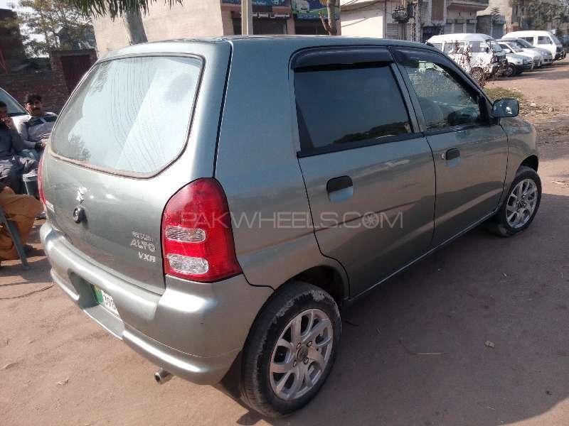 Suzuki Alto VXR (CNG) 2012 Image-6