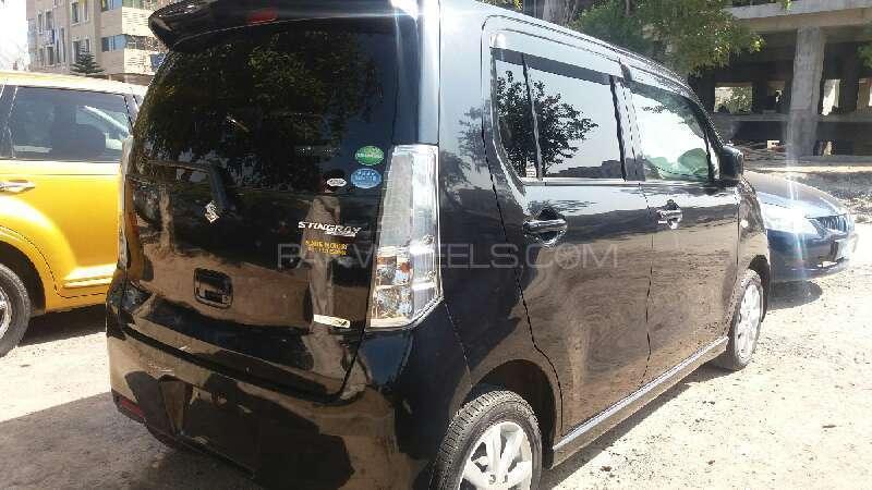 Suzuki Wagon R Stingray 2012 Image-3