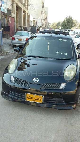 Nissan March 2006 Image-6