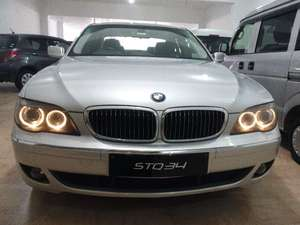 BMW 7 Series 730d 2005 for Sale in Sialkot