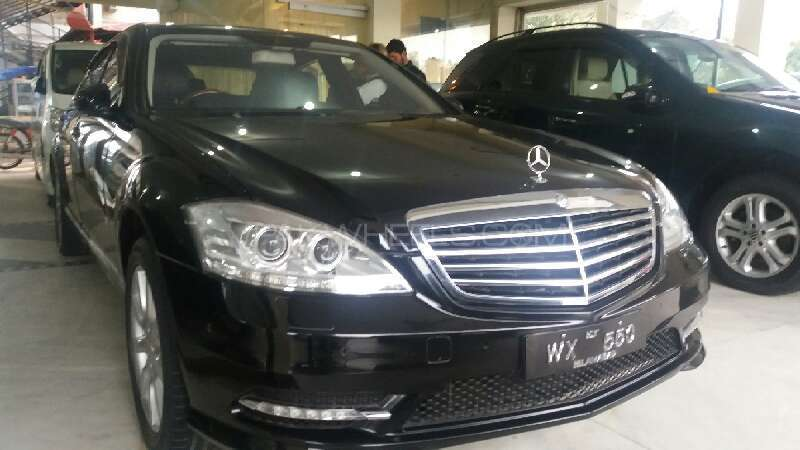 Mercedes benz s class 2007 for sale in islamabad pakwheels for Mercedes benz s550 rims for sale