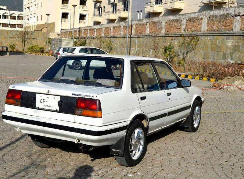 toyota corolla 1984 for sale in islamabad pakwheels. Black Bedroom Furniture Sets. Home Design Ideas