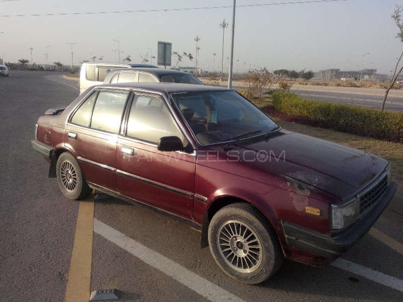 Nissan Sunny IDLX 1984 Image-3