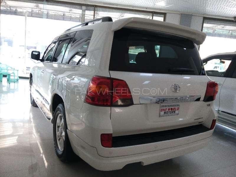 Toyota Land Cruiser AX G Selection 2009 Image-5
