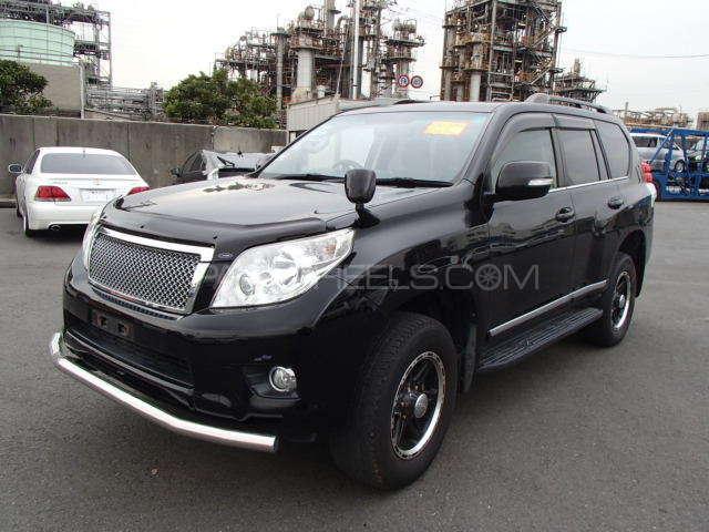 Toyota Prado TX 2.7 2011 Image-7