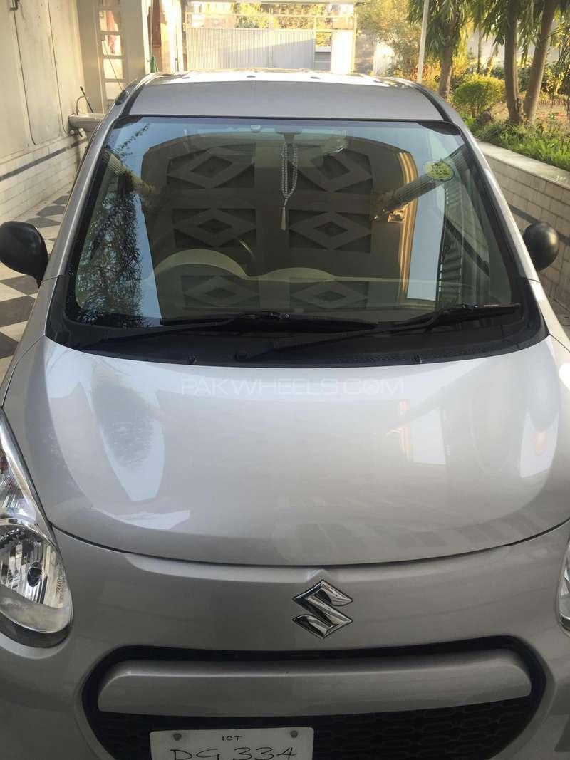 Suzuki Alto X 2011 Image-1