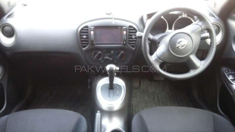 Nissan Juke 15RX Urban Selection 2011 Image-7