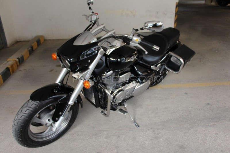 Used Suzuki Intruder 2014 Bike for sale in Karachi ...