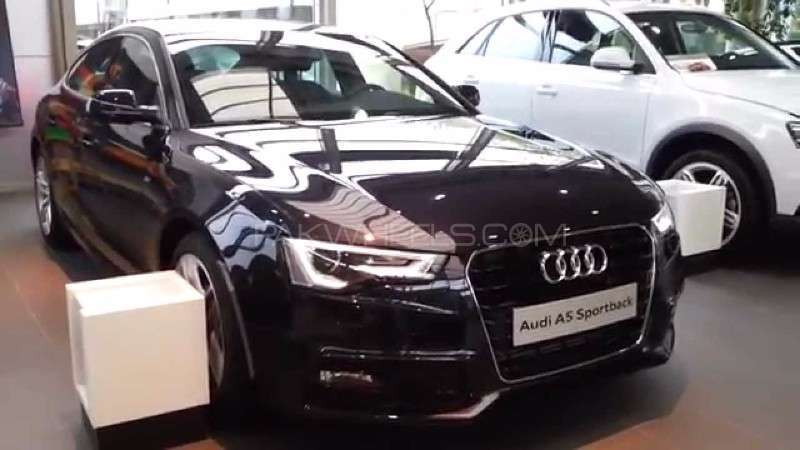 Audi A5 1.8 TFSI 2015 Image-2