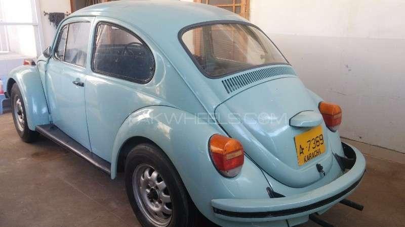 Volkswagen Beetle 1200 1972 Image-3
