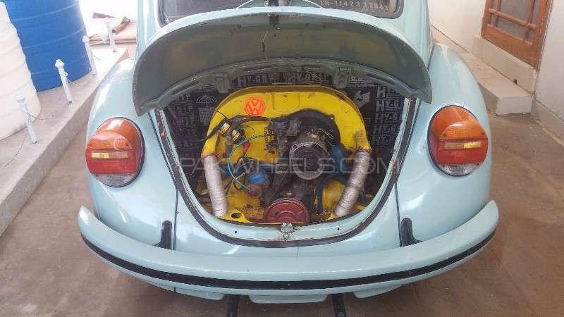 Volkswagen Beetle 1200 1972 Image-9